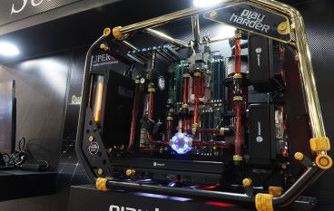 【Computex2018】與 Intel / AMD 比多核! SUPERMICRO 首發 SUPERO 雙 Xeon CPU 電競概念機