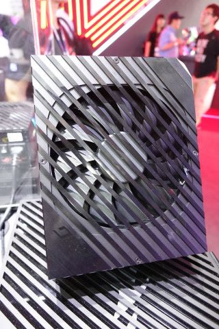 採用專利的 Wing-blade 風扇設計