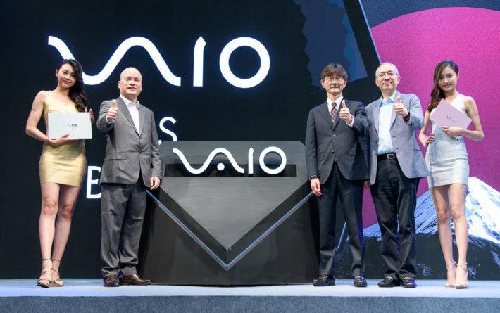 香港 Nextgo 宣布和日本 VAIO 合作。