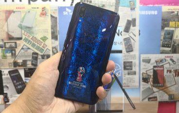 【場報】 FIFA 世界盃非凡版手機 開價四千七