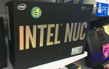 【場報】A.I 合作 內建 Vega 版 Intel NUC 殺到