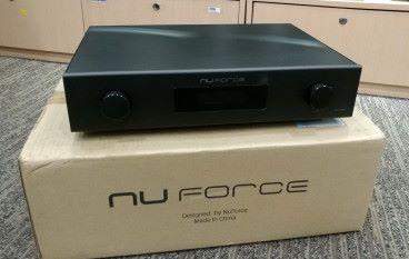 【場料】 7.1聲道平衡輸出 NuForce AVP18Pro前級 五千有找