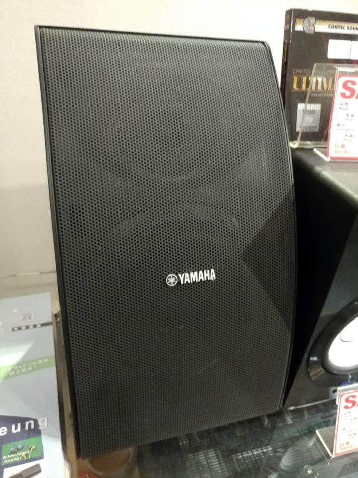 Yamaha 戶外喇叭都係本價