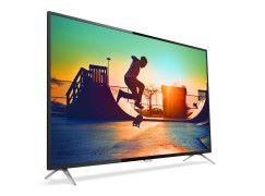 【場料】 Philips 55吋 4K HDR 智能電視機    四千有找