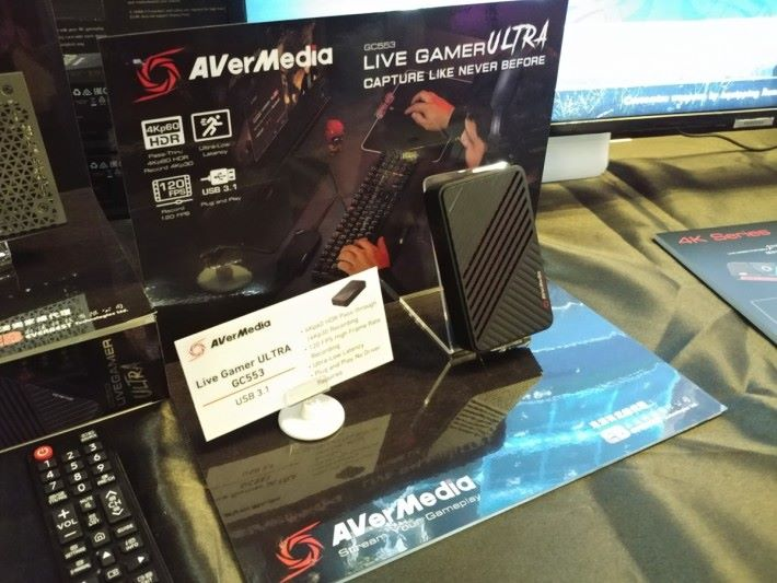 Live Gamer Ultra(GC553)的體積小巧,可以輕鬆放入口袋攜帶,不過機能卻足以應付 4K@30fps 的錄影與直播。