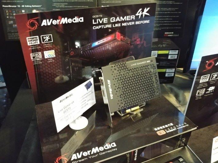 Live Gamer 4K(GC573)能夠提供最高 4K@60fps HDR 的影像錄影,讓玩家以完美品質錄下精彩的打機片段。