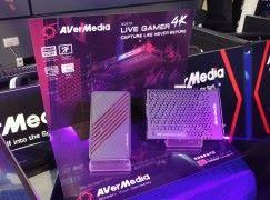 AVerMedia 4K HDR 遊戲擷取新方案