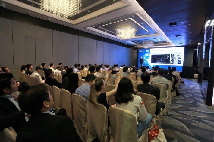 HPE 早前在港舉辦 FSI Innovation Summit 2018,以人工智能為題,就是創新生態的活動之一,與夥伴為客戶提供最新的技術趨勢資訊。