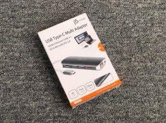 迷你筆電最佳拍檔  j5create USB-C Multi Adapter