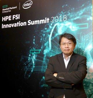 Jason Tan 指出,HPE 建立共同創新的生態,聯繫企業、合作夥伴、創業公司等,將具創意的人工智能技術成為企業數碼轉型的基礎。