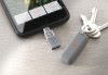 Kingston OTG 手指匙扣設計 iPhone 旅行影相儲片夠簡便