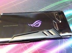 【Computex2018】ASUS 推出 ROG Phone 電競手機 S845 超頻 U + RGB 機背 + 機側充電