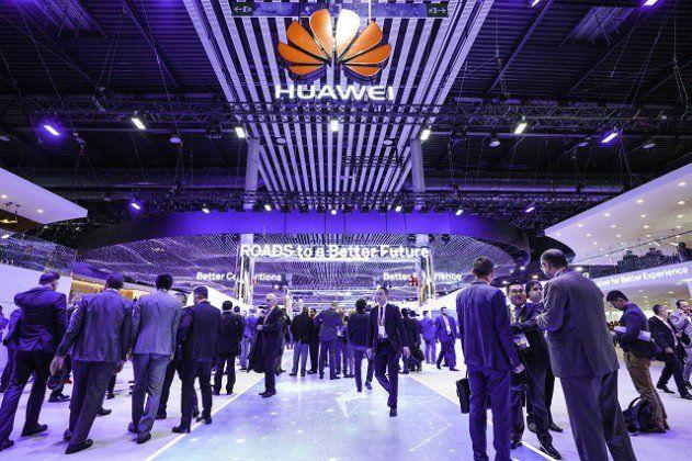 華為發表中國 5G 網絡的發展藍圖。