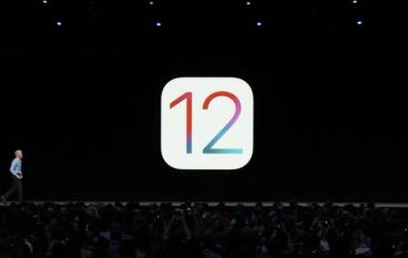 20多款裝置可以升級到了 iOS 12