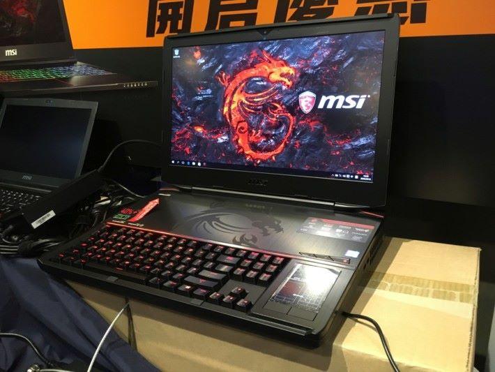 多款最新 MSI 電競筆電都會特價發售。