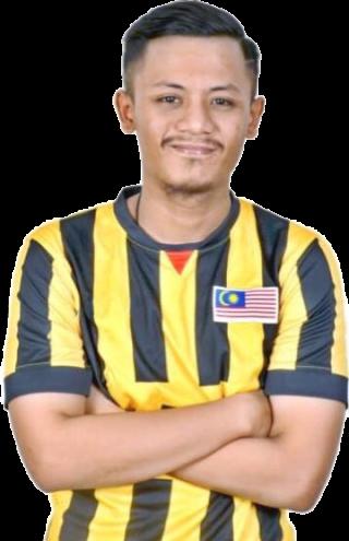 Muhamad Khairul bin Abdul Aziz ( 23 歲 ) 遊戲名稱: Hanglejen