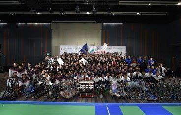科大奪全港大專生機械人大賽2018冠軍