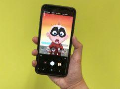 隨時變身做 Mr.Incredible Samsung Galaxy S9 系列新增《超人特攻隊》AR Emoji