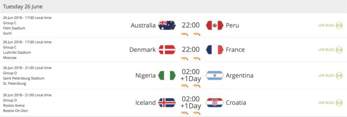 明日睇睇阿根廷有無機會可以勝出,冰島又有無機會出到線?