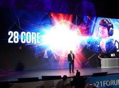 【COMPUTEX 2018】Intel 今年內推出 28 核 Single Socket 處理器