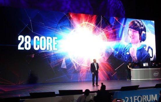 傳 Intel 將為 28 核 CPU 推出 X599 主機板