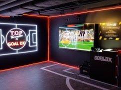 玩新版 Goal DX 射 VR 龍門