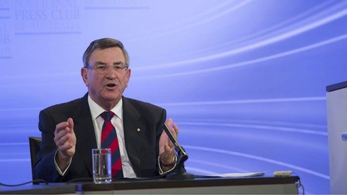 華為澳洲分部總裁 John Lord