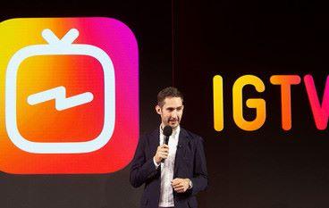 網紅新陣地!Instagram 發表 IGTV 硬撼 YouTube