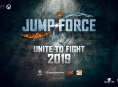 【 E3 2018 】Jump Force 動漫大亂鬥 激鬥試玩