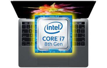 Apple 推出升級版 MacBook Pro 將採用 i7-8750H ?