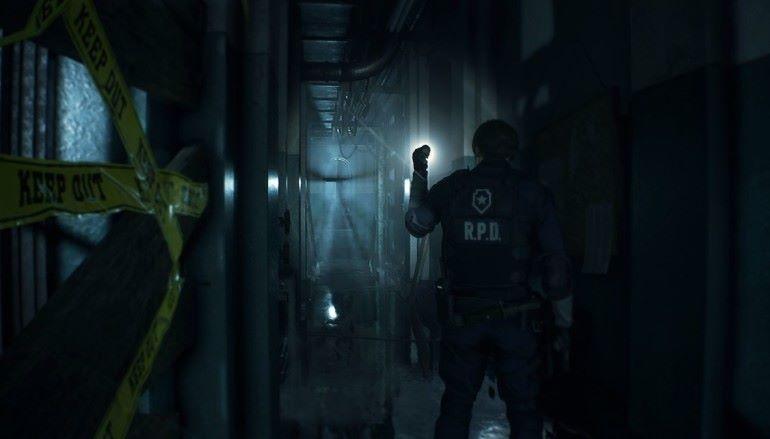 【 E3 2018 】BioHazard 2 恐懼襲來 經典重生