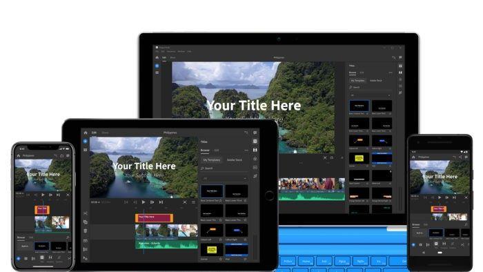 Project Rush 有齊各個平台的版本,透過多款雲端儲存服務同步。
