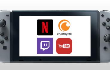 用 Switch 都可以看 Netflix ??