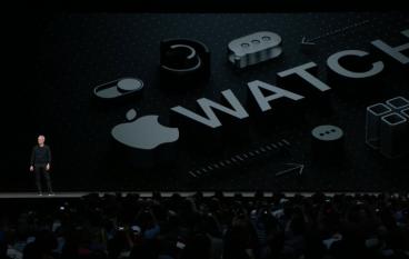 【 WWDC 2018 】watchOS 5 當對講機玩