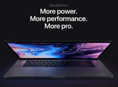 6核心 Core i9  + 32 GB RAM搭載  MacBook Pro 終於升級