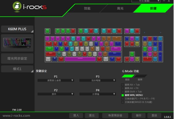 花點心思就能設計出獨一無二的 RGB 背光。