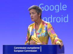 歐盟指 Android 壟斷 向 Google 罰款 43 億歐元