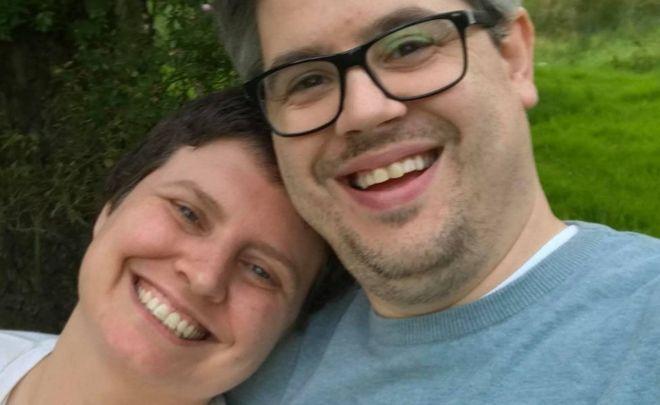 經已去世的 Lindsay Durdle (左)和她的丈夫 Howard Durdle