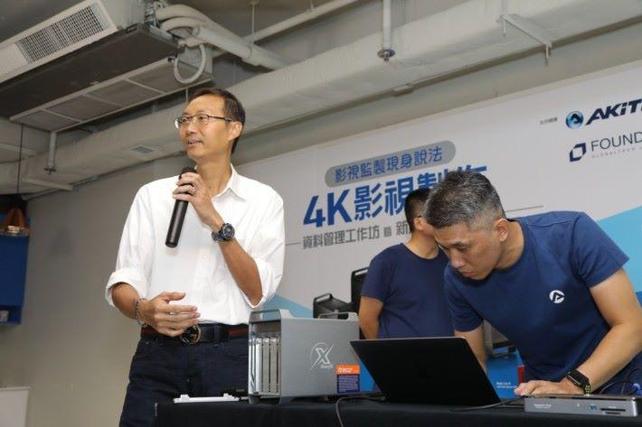 .作為 AKiTiO 香港策略合作夥伴的方正環球,也向予會者落力介紹多款現有及於第三季才登場的最新產品。