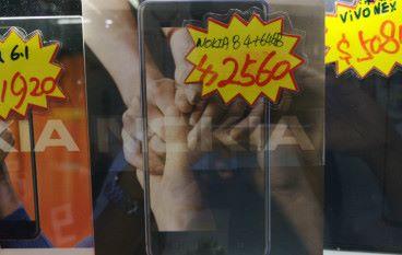 【場報】平玩 S835 上代旗艦 港行 Nokia 8 低見二千幾