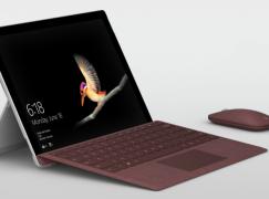微軟推出平價入門級 Surface Go 力撼 iPad 及 Atom CPU Windows 平板