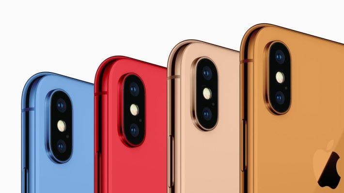 入門版本 iPhone 會加入多款顏色 ?