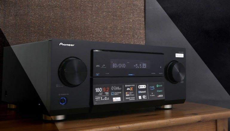 9.2 聲道入門之道 Pioneer VSX-LX503 試機大會