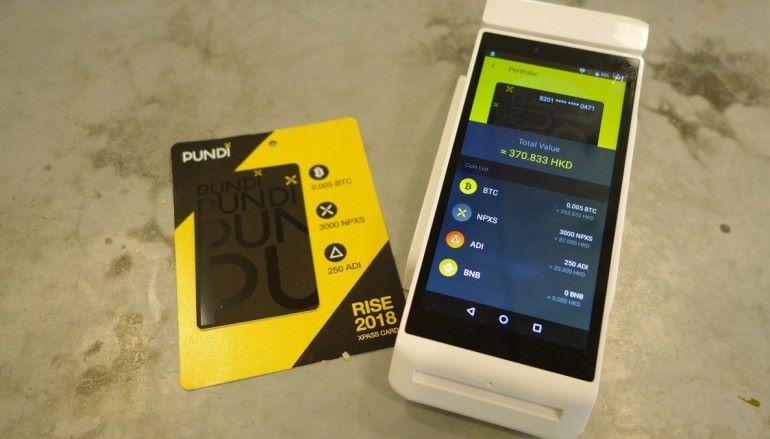 用 Bitcoin 買咖啡?    Pundi X 在港試行加密貨幣消費體驗