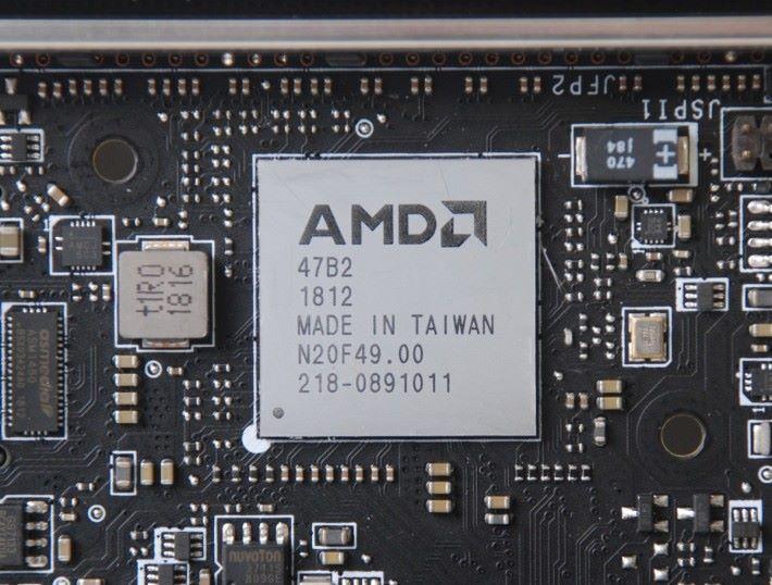AMD B450 晶片組
