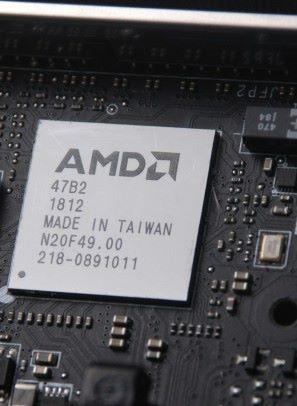 首片 AMD B450 主機板抵達 PCM 編輯部 MSI B450I GAMING PLUS AC