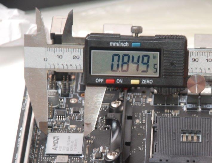 AMD B450 晶片組尺寸 (2)