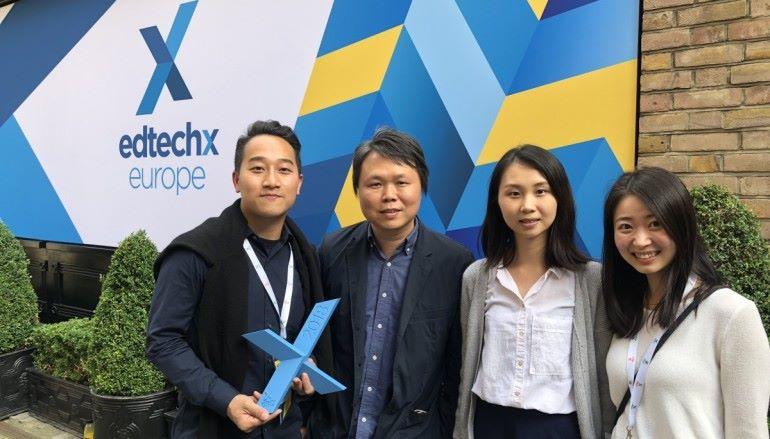 港人 AI 設計獲國際教育獎項