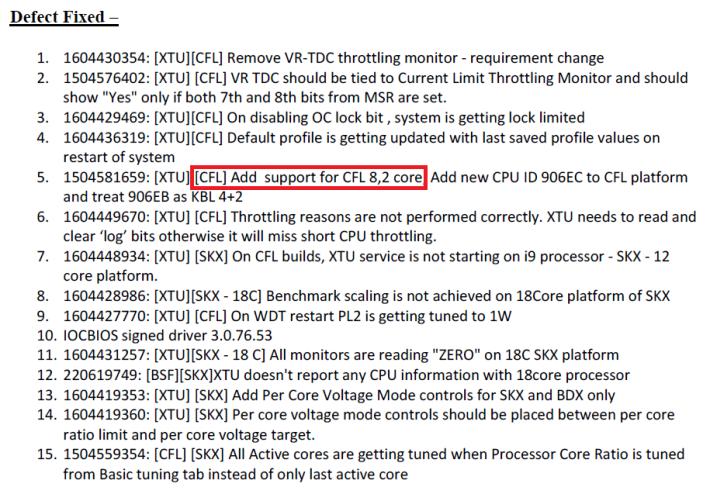與之前流傳的八核心 CPU ID 906EC 吻合。