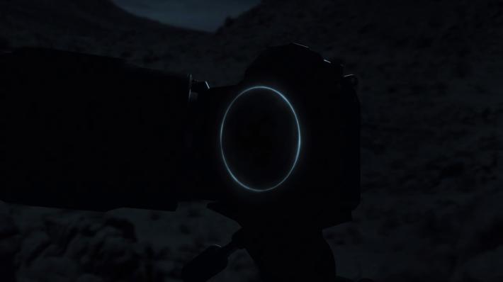 官方的影片近末段,暗暗地展示新相型。